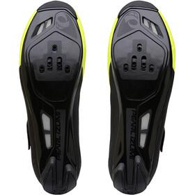 PEARL iZUMi Select Road V5 Shoes Herre black/lime
